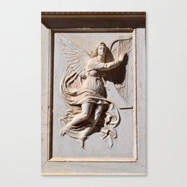 Angels of Salamanca Canvas Print
