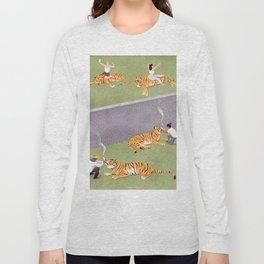 T-hig-er Long Sleeve T-shirt