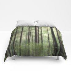 Deep Dark Woods Comforters