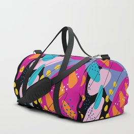 Summer abstraction 3 Duffle Bag