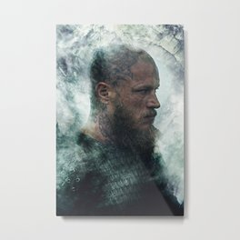 Ragnarök Metal Print