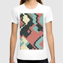 Abstract Geometric Artwork 92 T-shirt