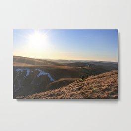 Paysage-F12 Metal Print