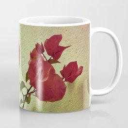 Shabby Chic Floral Coffee Mug