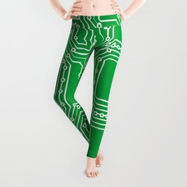 Computer board pattern Leggings