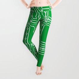 Computer board pattern Leggings