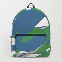 Hastings Zoom Green Backpack