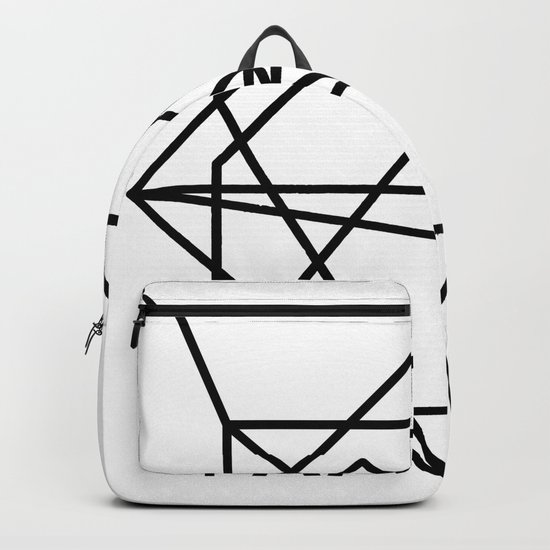 Wire Backpack