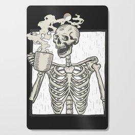 Coffee Cutting Board