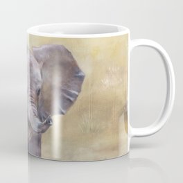 Baby Elephant Coffee Mug