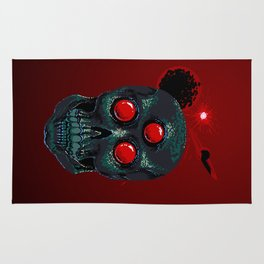 Horror From Beyond Time and Spaaaaaaace! Rug