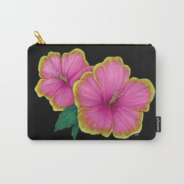 hibiscus flowers Carry-All Pouch