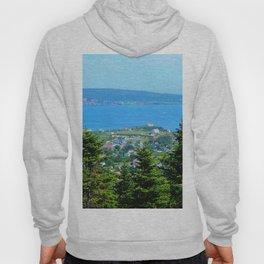 Bonaventure Island panoramic Hoody