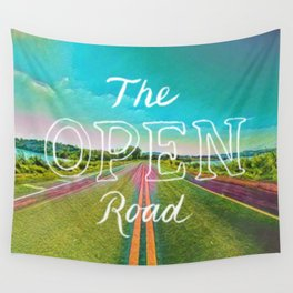 Open Road Wall Tapestry
