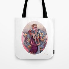 Hard Love Tote Bag