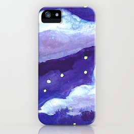chunk of sky # 4 iPhone Case