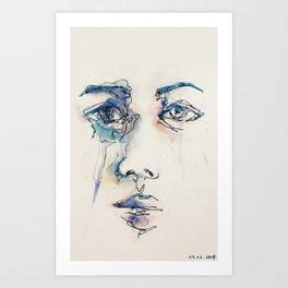 elise Art Print