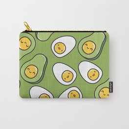 Egg and avocado Carry-All Pouch
