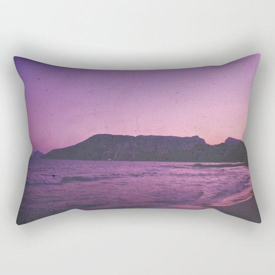 is there really anything better than a great sunset? Rectangular Pillow