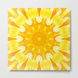 Sunblind Metal Print