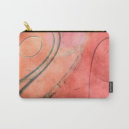 Space orange Carry-All Pouch