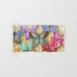 Butterfly Hand & Bath Towel