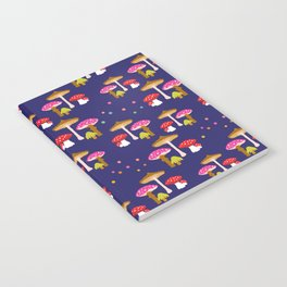 Magic Mushrooms Notebook