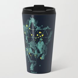 "Gravity Levels ""Space Bird"" Travel Mug"
