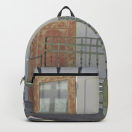 Gazebo Doors Backpack