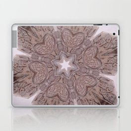 Hearts (from a coat of arms in Old Goa) Laptop & iPad Skin