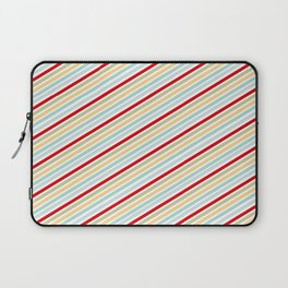All Striped Laptop Sleeve
