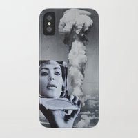 kardashian iPhone & iPod Cases featuring Kim Kardashian by John Turck