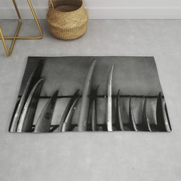 Surfboard Quiver Rug