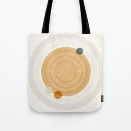Saturn I Tote Bag