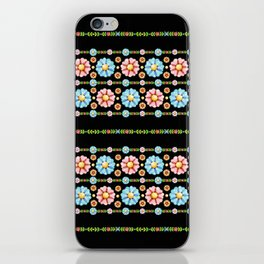 Daisy Boho Chic iPhone Skin