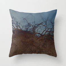 armor (back to unnatural) Throw Pillow
