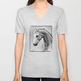 Horse 1 Unisex V-Neck