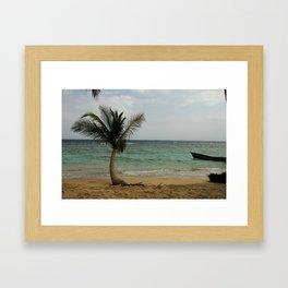 San Blas Framed Art Print