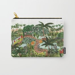 Maui Garden Carry-All Pouch