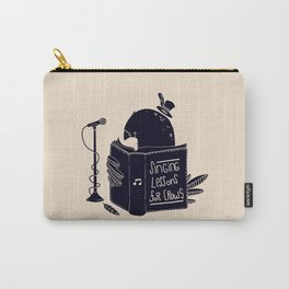 Singing Lessons For Crows Carry-All Pouch
