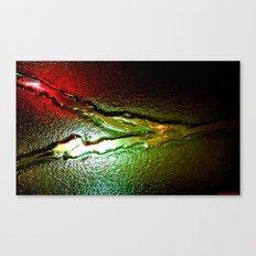 Microscopic part 5 Canvas Print