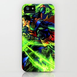 The real strength of his iPhone Case