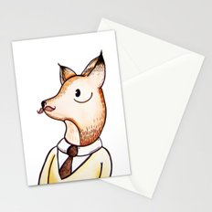 Master Fox Stationery Cards