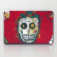 tequila iPad Cases featuring Tequila by Jorge Garza