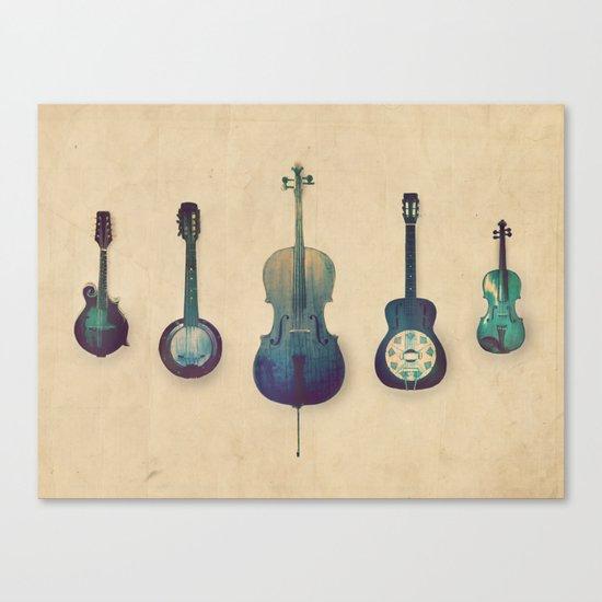 Good Company Canvas Print