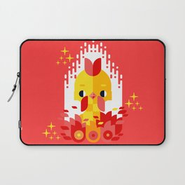 Year of the Rooster Laptop Sleeve