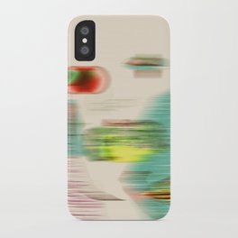 Passer-by iPhone Case