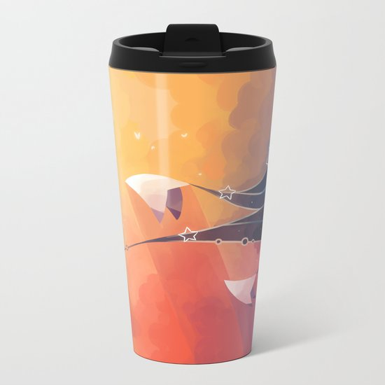 Nightbringer Metal Travel Mug