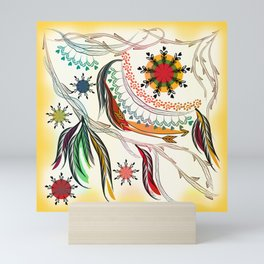 Bohemian Mini Art Print