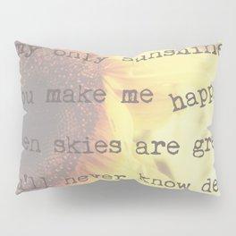 Sunshine Pillow Sham